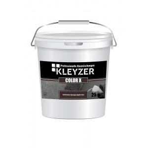 Фасадная силиконовая краска  KLEYZER COLOR S