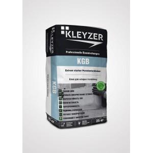 Kleyzer KGB - клей для газоблока, газобетона