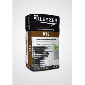 Клей Kleyzer KTS